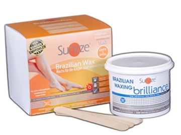 Sunzze Brazilian Wax Brilliance