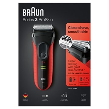 Braun Series 3 ProSkin 3030s