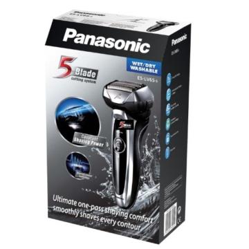 Panasonic Nass-/Trocken-Rasierer ES-LV65