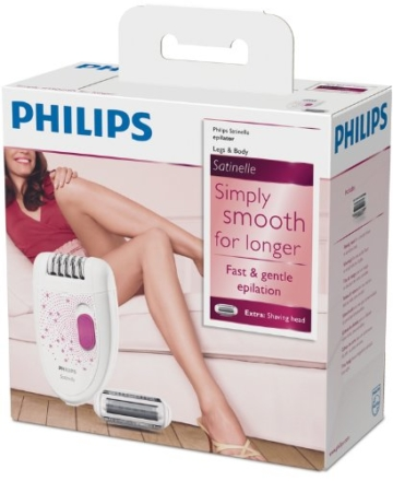 Philips Epilierer Satinelle HP6419/02